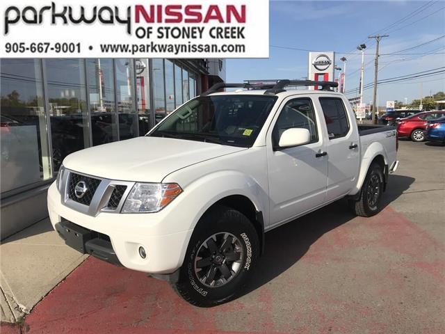 2018 Nissan Frontier PRO-4X (Stk: N1547) in Hamilton - Image 1 of 12