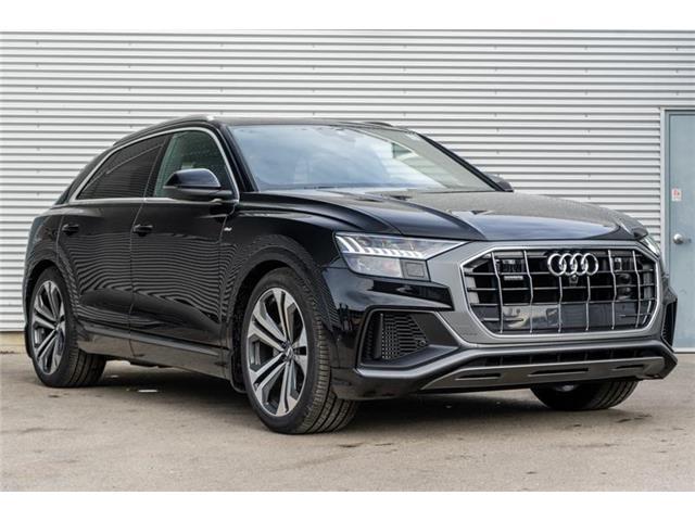 2019 Audi Q8 55 Technik (Stk: N5402) in Calgary - Image 1 of 14