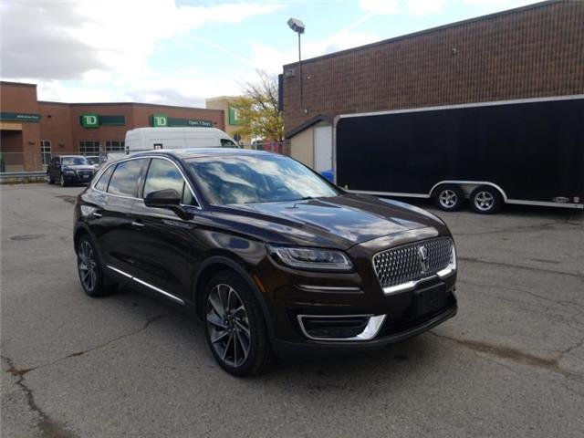 2019 Lincoln Nautilus Reserve (Stk: P8905) in Unionville - Image 1 of 13