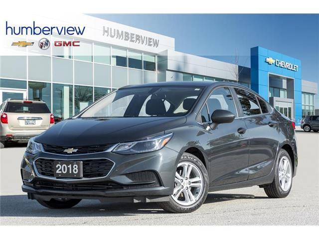 2018 Chevrolet Cruze LT Auto (Stk: 226683DP) in Toronto - Image 1 of 21