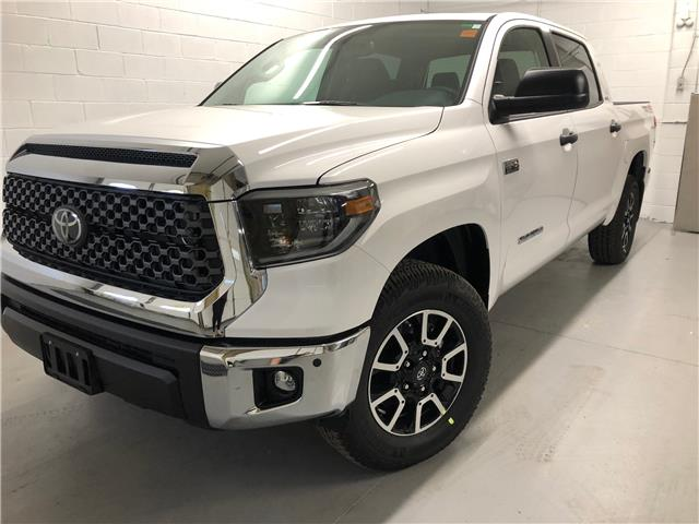 2020 Toyota Tundra Base (Stk: TW021) in Cobourg - Image 1 of 10