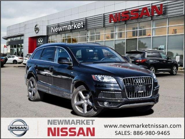 2015 Audi Q7 3.0 TDI Vorsprung Edition (Stk: 197002A) in Newmarket - Image 1 of 27