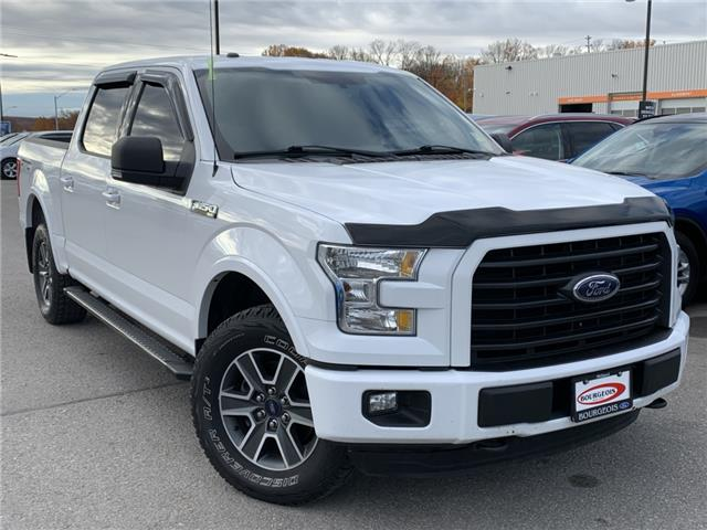 2016 Ford F-150 XLT (Stk: 19T687A) in Midland - Image 1 of 14