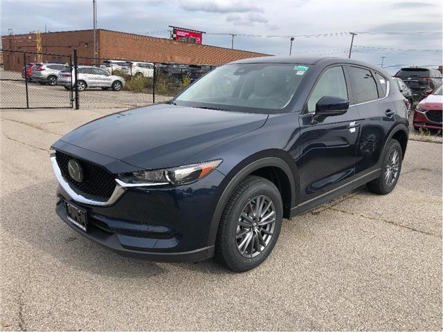 2019 Mazda CX-5 GS (Stk: SN1412) in Hamilton - Image 1 of 15