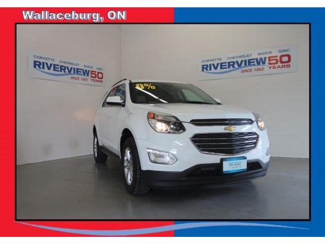 2017 Chevrolet Equinox LT (Stk: 19396A) in WALLACEBURG - Image 1 of 19