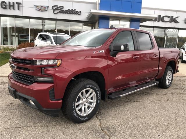 2019 Chevrolet Silverado 1500 RST (Stk: 11753) in Owen Sound - Image 1 of 13