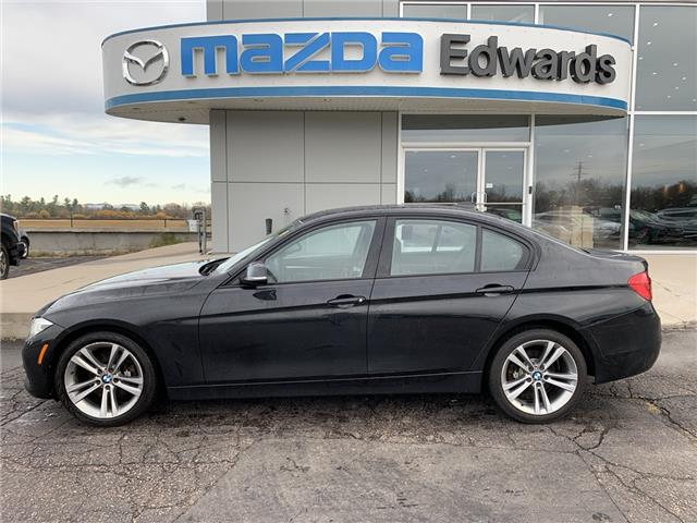 2016 BMW 320i xDrive (Stk: 22073) in Pembroke - Image 1 of 8