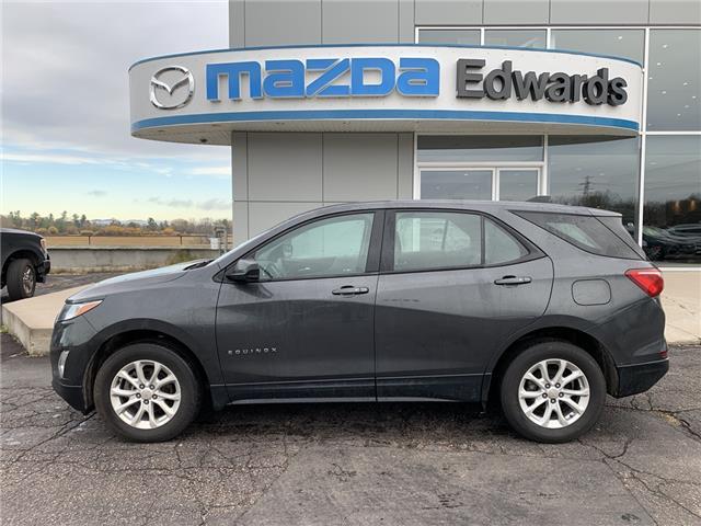 2018 Chevrolet Equinox LS (Stk: 22078) in Pembroke - Image 1 of 8