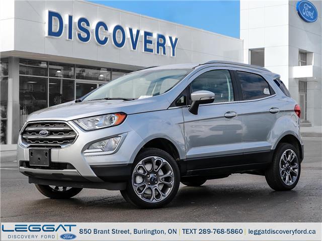 2020 Ford EcoSport Titanium (Stk: ET20-12296) in Burlington - Image 1 of 24