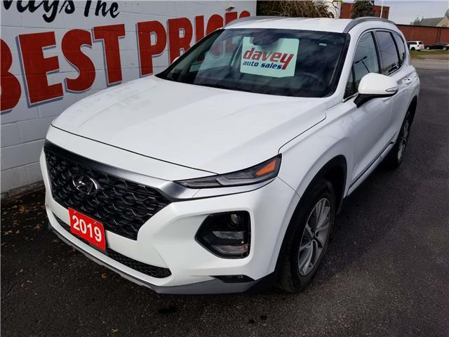2019 Hyundai Santa Fe Preferred 2.4 (Stk: 19-727) in Oshawa - Image 1 of 16
