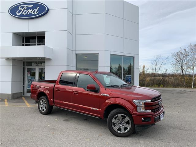 2018 Ford F-150 Lariat (Stk: 18508) in Smiths Falls - Image 1 of 1
