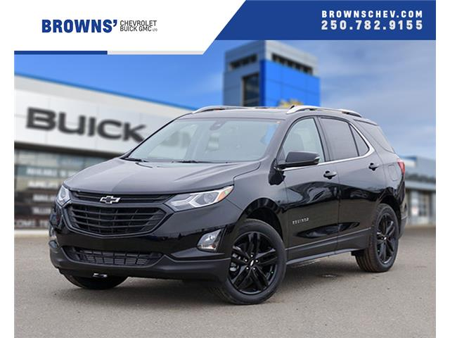 2020 Chevrolet Equinox LT (Stk: T20-870) in Dawson Creek - Image 1 of 17