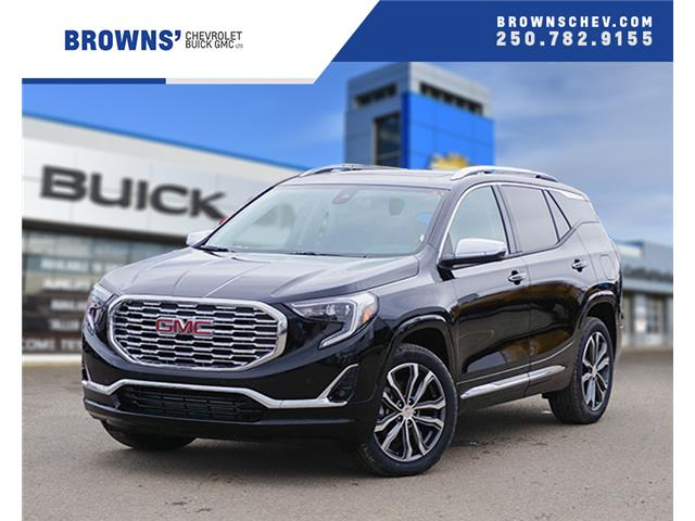 2020 GMC Terrain Denali (Stk: T20-874) in Dawson Creek - Image 1 of 19