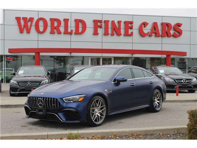 2019 Mercedes-Benz AMG GT 63 S (Stk: 1231) in Toronto - Image 1 of 28