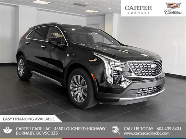 2020 Cadillac XT4 Premium Luxury (Stk: C0-72830) in Burnaby - Image 1 of 24