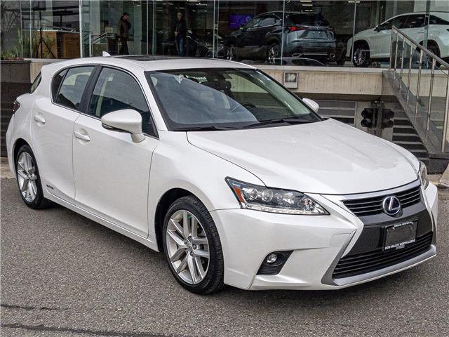 2017 Lexus CT 200h  (Stk: 29156A) in Markham - Image 1 of 22