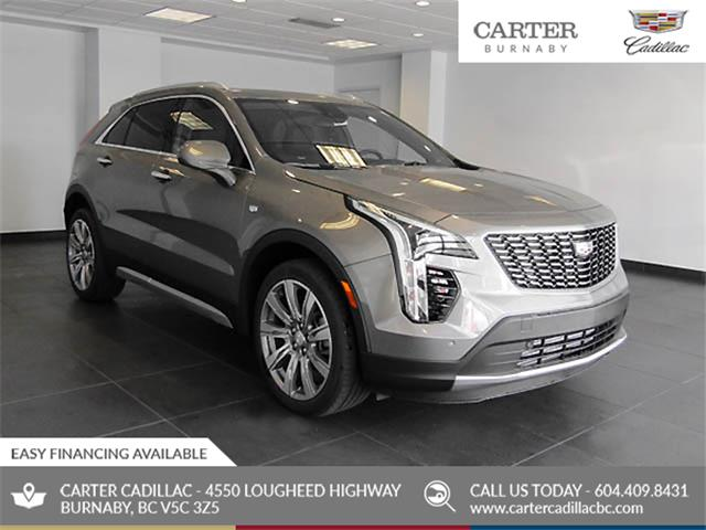 2020 Cadillac XT4 Premium Luxury (Stk: C0-75030) in Burnaby - Image 1 of 23