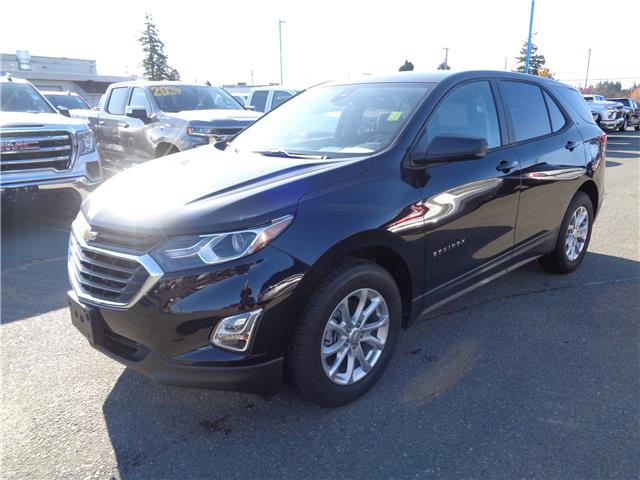 2020 Chevrolet Equinox LS (Stk: T20020) in Campbell River - Image 1 of 28
