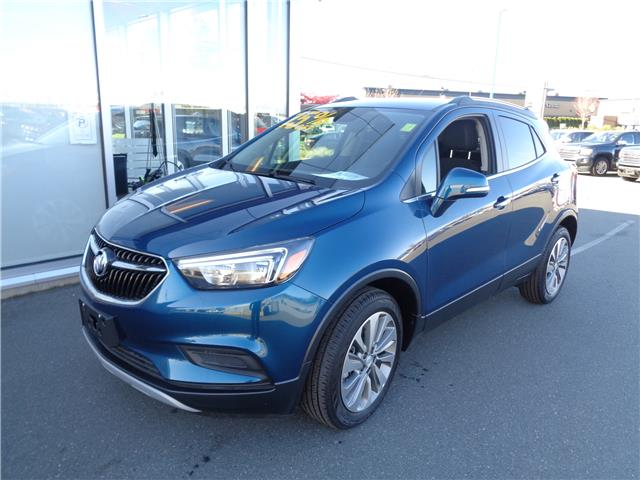 2019 Buick Encore Preferred (Stk: T19259) in Campbell River - Image 1 of 14