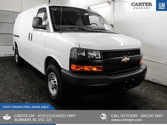 2020 Chevrolet Express 2500 Work Van (Stk: N0-52200) in Burnaby - Image 1 of 13