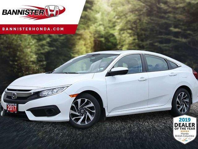 2017 Honda Civic EX (Stk: 19-288A) in Vernon - Image 1 of 16