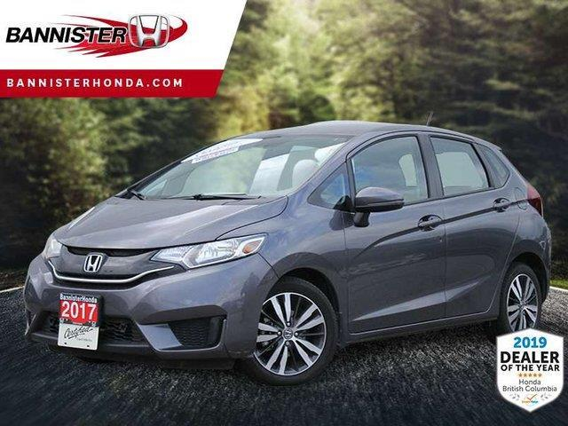 2017 Honda Fit SE (Stk: 19-379B) in Vernon - Image 1 of 12