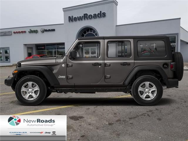 2020 Jeep Wrangler Unlimited Sahara (Stk: W19636) in Newmarket - Image 1 of 1