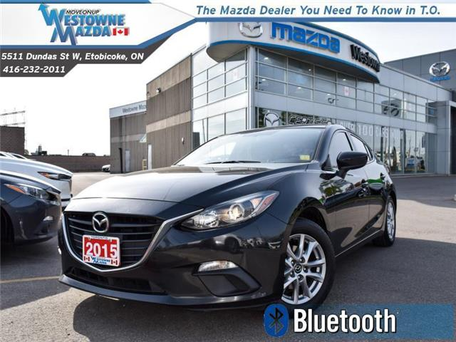 2015 Mazda Mazda3 GS (Stk: P4026) in Etobicoke - Image 1 of 24