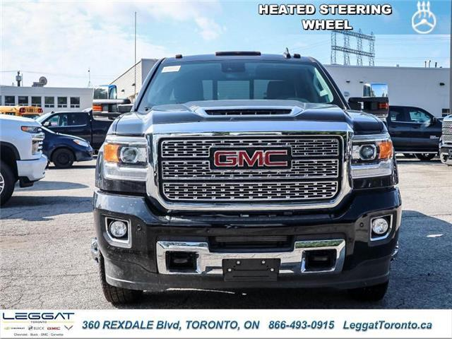 2019 GMC Sierra 3500HD Denali (Stk: 257190) in Etobicoke - Image 2 of 30