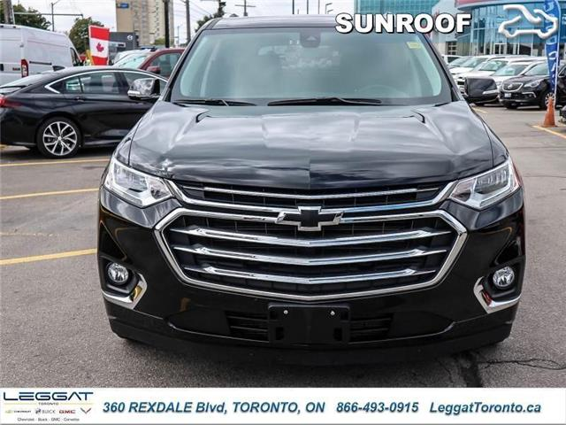 2019 Chevrolet Traverse High Country (Stk: T11637) in Etobicoke - Image 2 of 25