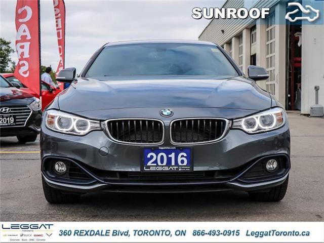 2016 BMW 428i xDrive Gran Coupe (Stk: 121058A) in Etobicoke - Image 2 of 30