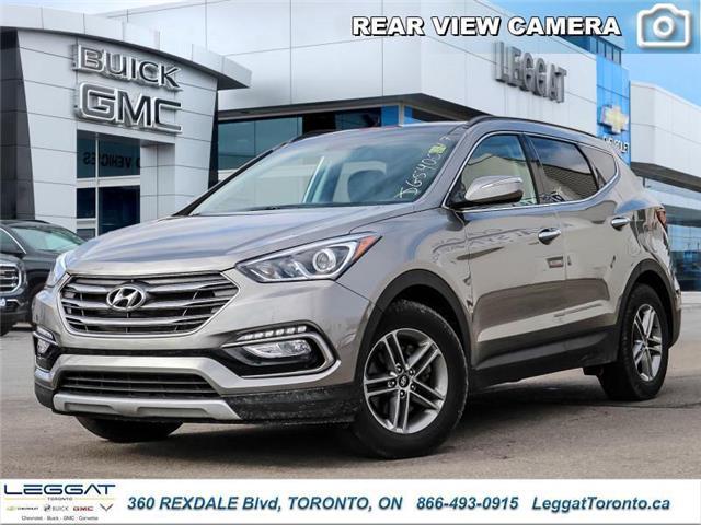 2018 Hyundai Santa Fe Sport  (Stk: T11657) in Etobicoke - Image 1 of 26