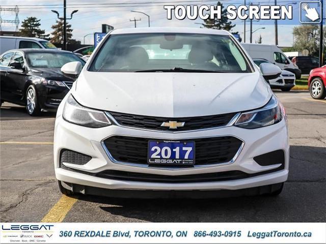 2017 Chevrolet Cruze LT Auto (Stk: 383389A) in Etobicoke - Image 2 of 25