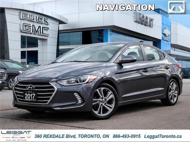 2017 Hyundai Elantra Limited Ultimate (Stk: 261022A) in Etobicoke - Image 1 of 24