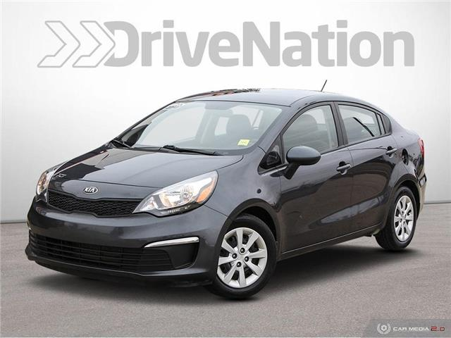2017 Kia Rio LX+ (Stk: WE481) in Edmonton - Image 1 of 27