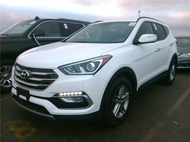 2018 Hyundai Santa Fe Sport 2.4 SE (Stk: 3674DZ) in Thunder Bay - Image 1 of 1
