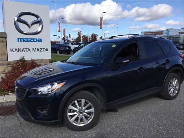 2016 Mazda CX-5 GS (Stk: 11129a) in Ottawa - Image 1 of 18