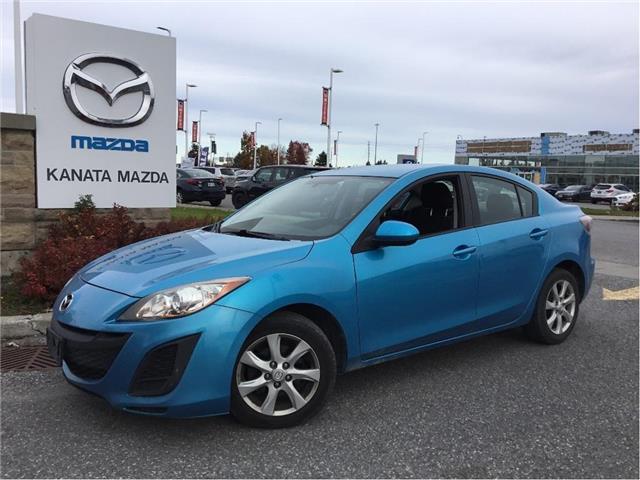 2011 Mazda Mazda3 GX (Stk: 10686a) in Ottawa - Image 1 of 17