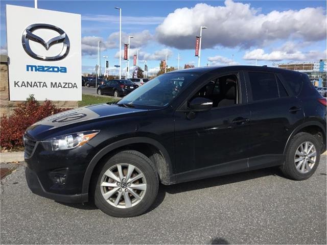 2016 Mazda CX-5 GS (Stk: 11145a) in Ottawa - Image 1 of 17