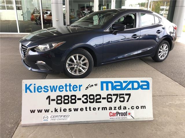 2015 Mazda Mazda3 GS (Stk: U3894) in Kitchener - Image 1 of 30