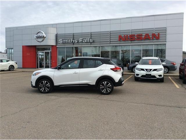 2019 Nissan Kicks SR (Stk: P2016) in Smiths Falls - Image 1 of 13