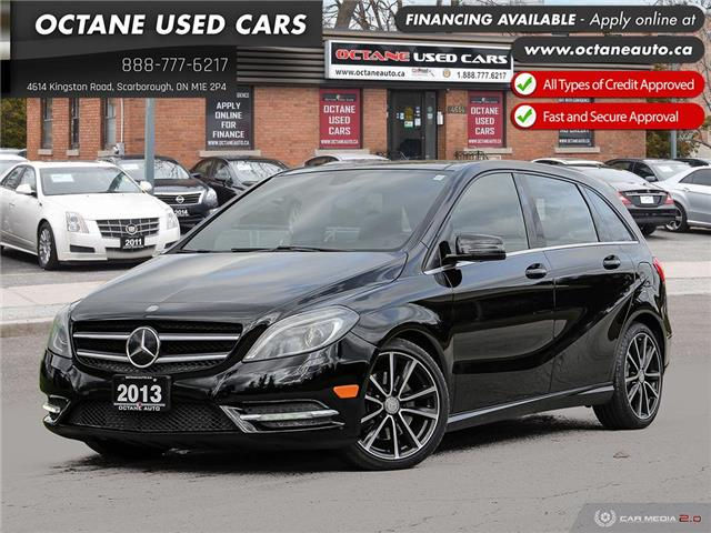 2013 Mercedes-Benz B-Class Sports Tourer (Stk: ) in Scarborough - Image 1 of 25