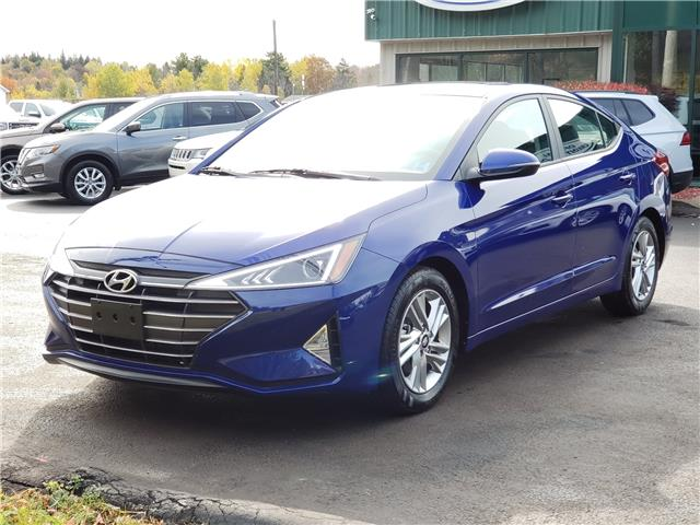2019 Hyundai Elantra Preferred KMHD84LF2KU871426 10582 in Lower Sackville