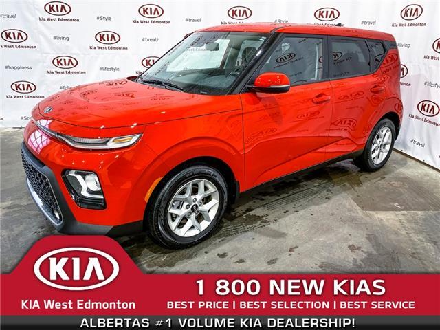 2020 Kia Soul EX (Stk: 22023) in Edmonton - Image 1 of 32