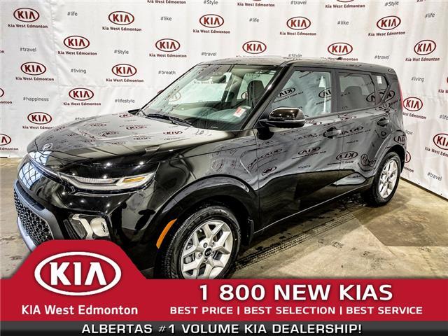 2020 Kia Soul EX (Stk: 22012) in Edmonton - Image 1 of 32