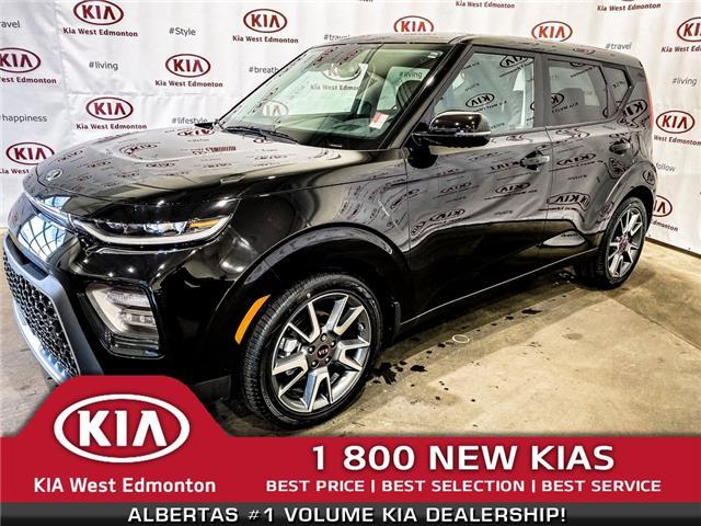 2020 Kia Soul EX Limited (Stk: 21815) in Edmonton - Image 1 of 40