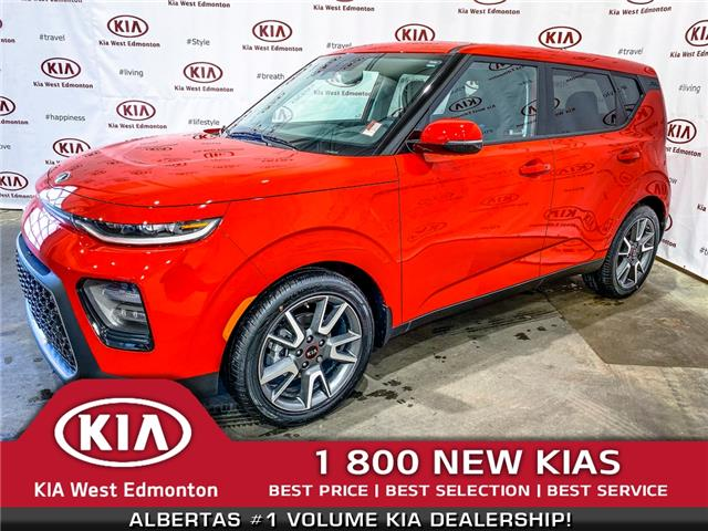 2020 Kia Soul EX Limited (Stk: 21983) in Edmonton - Image 1 of 40