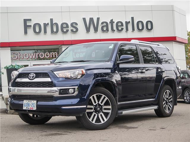 2017 Toyota 4Runner SR5 (Stk: 05028A) in Waterloo - Image 1 of 26