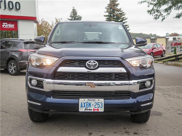 2017 Toyota 4Runner SR5 (Stk: 05028A) in Waterloo - Image 2 of 26