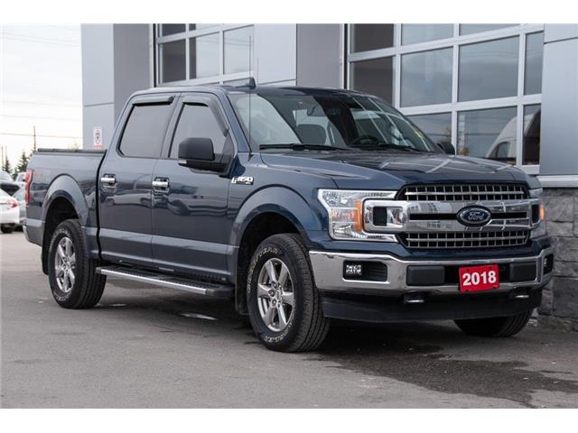 2018 Ford F-150 XLT (Stk: 43151A) in Innisfil - Image 1 of 20
